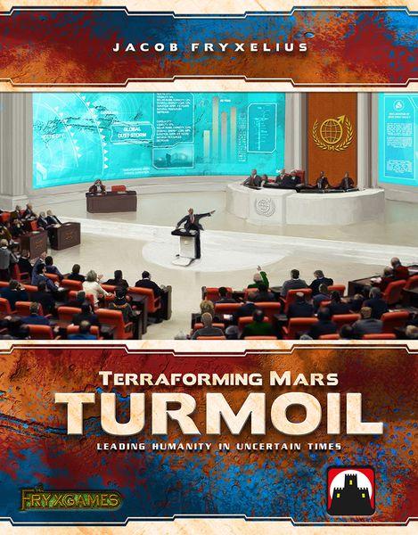 Terraforming Mars: Turmoil EN