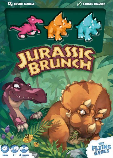 Jurassic Brunch - Bordspel