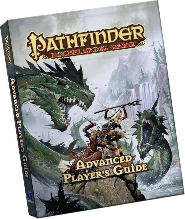 Pathfinder: Advanced Player's Guide - Pocket Edition