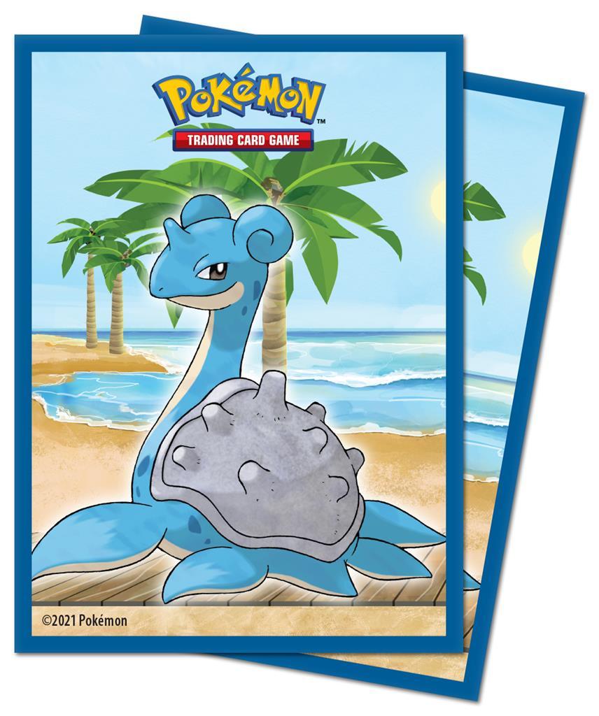 Sleeves: Pokemon - Gallery Series Seaside (65)