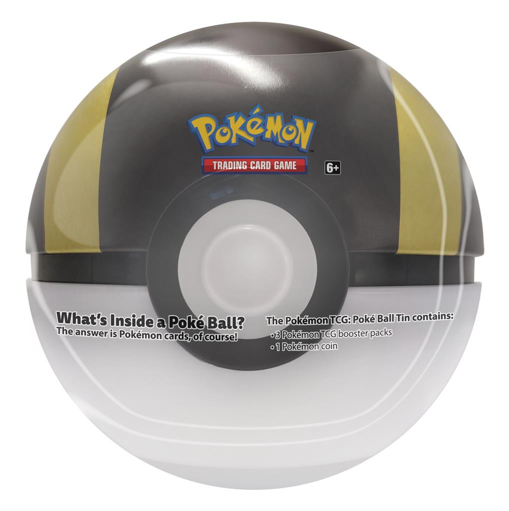 Pokemon: Pokeball Tin - Ultra Ball