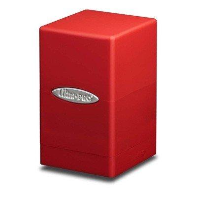 Deckbox: Satin Tower Red
