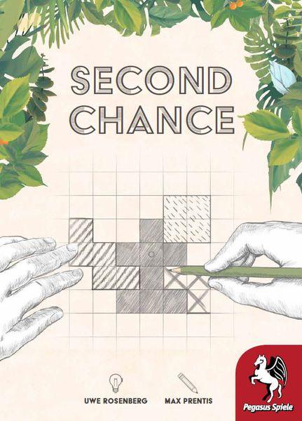 Second Chance - Kaartspel