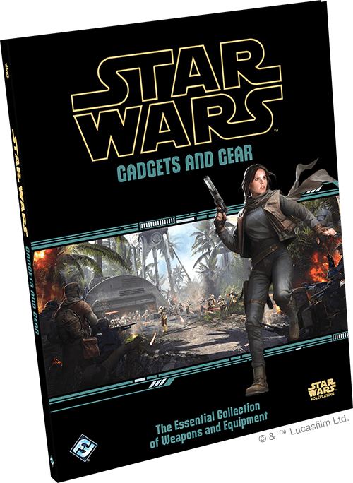 Star Wars RPG Gadgets and Gear