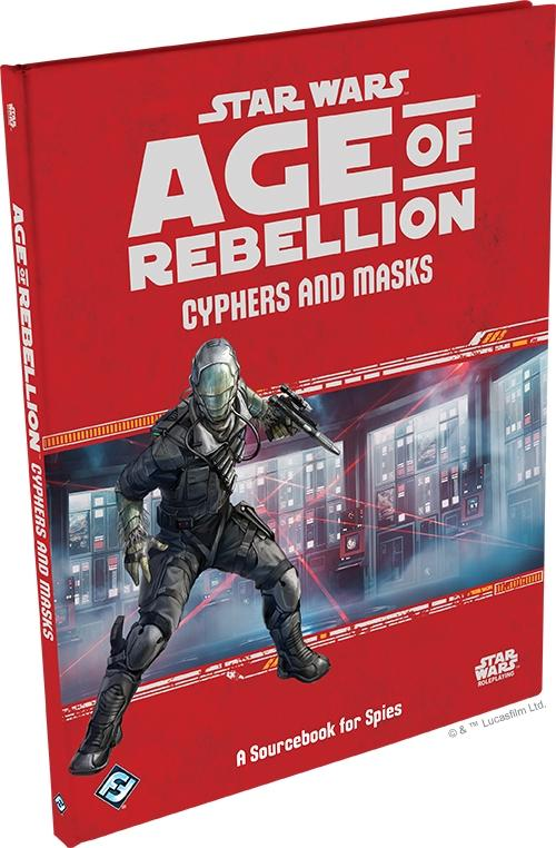 Star Wars Age of Rebellion RPG Cyphers and Masks
