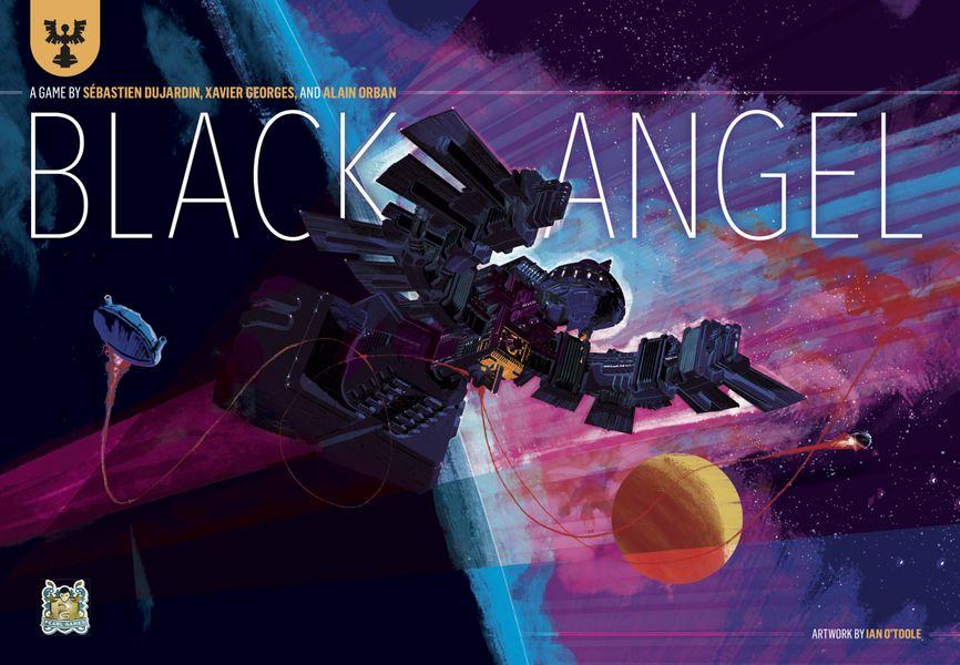 Black Angel - Bordspel