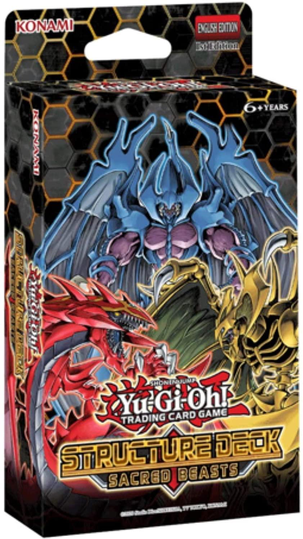 Yu-Gi-Oh: Sacred Beasts - Structure Deck