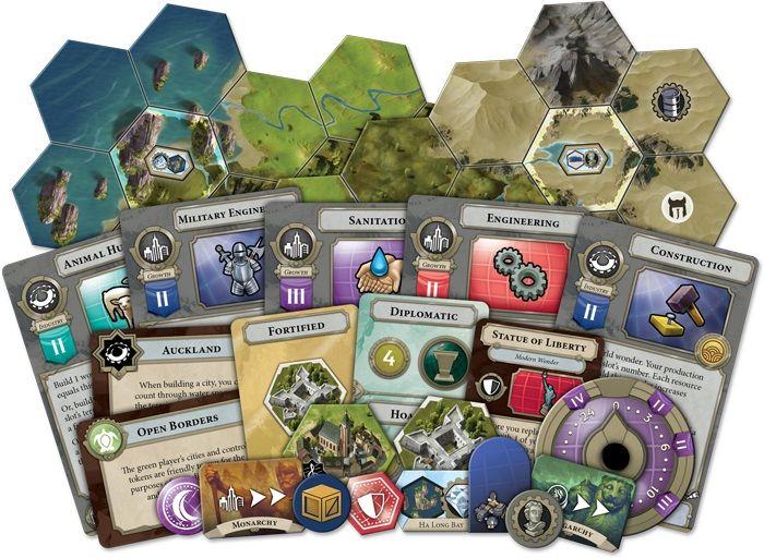 Civilization: A New Dawn - Terra Incognita