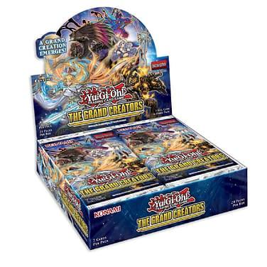Yu-Gi-Oh: The Grand Creators - Boosterbox