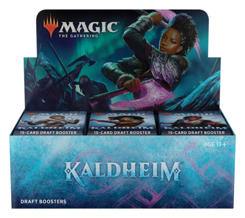 Magic: Kaldheim - Draft Boosterbox