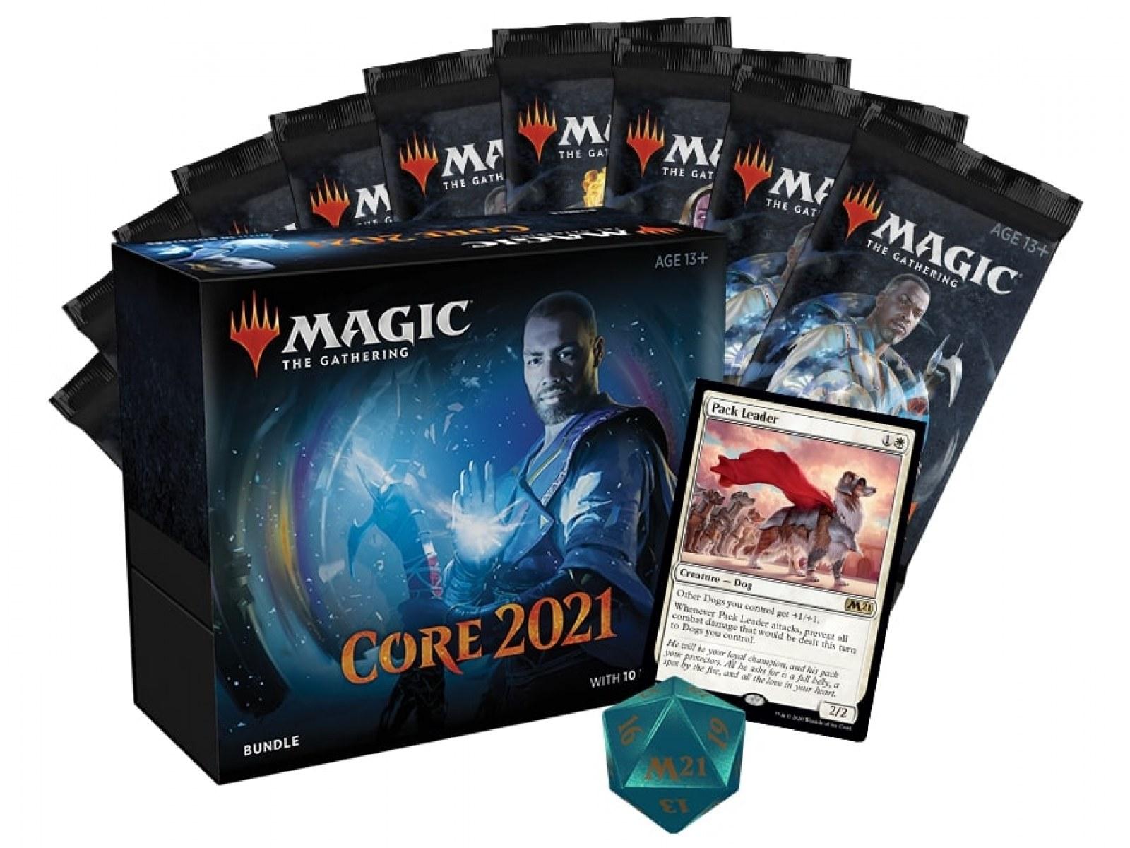 Magic: Core 2021 - Bundle