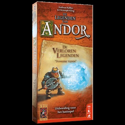 De Legenden van Andor: De Verloren Legenden: Donkere Tijden