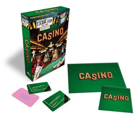 Escape Room The Game Uitbreidingset - Casino