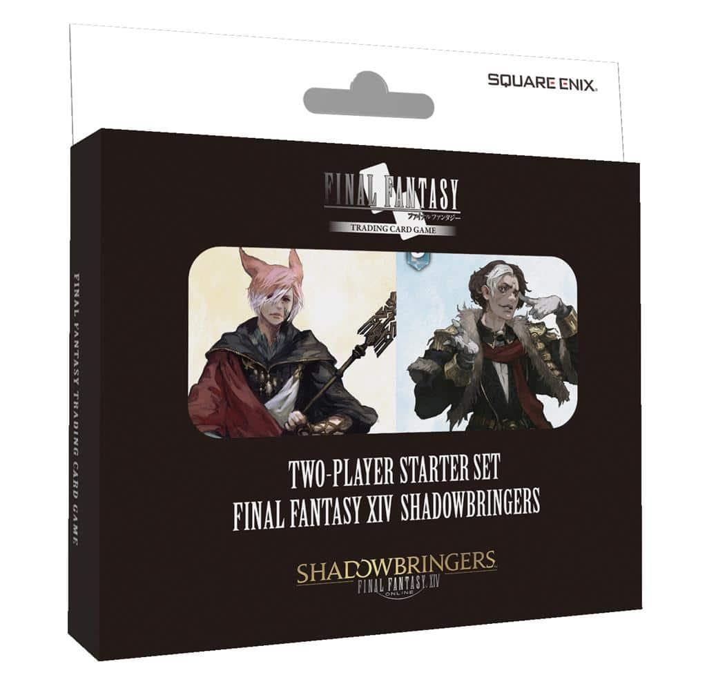 Final Fantasy TCG: 2-player Starter - Shadowbringers