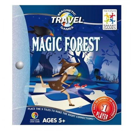 Magnetic Travel Games - Magical Forest