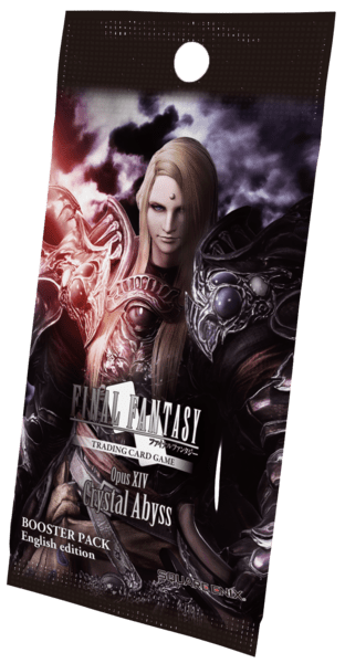 Final Fantasy TCG: Opus XIV Crystal Abyss - Booster