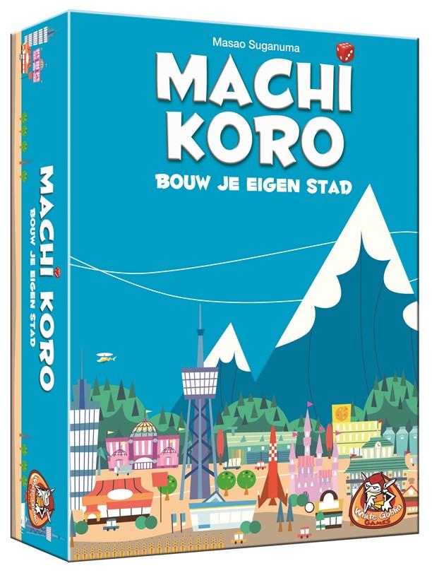 Machi Koro - basisspel