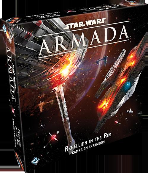 Star Wars Armada Rebellion in the Rim Campaign