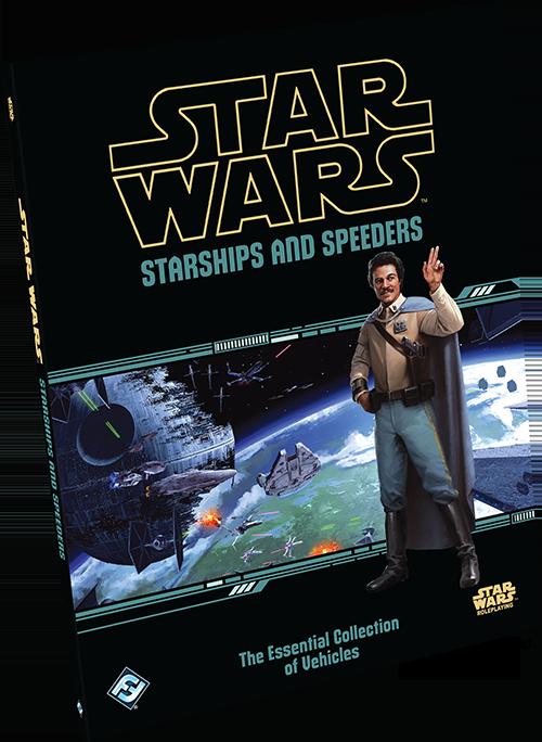 Star Wars RPG Starships and Speeders