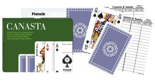 Canasta kaarten set
