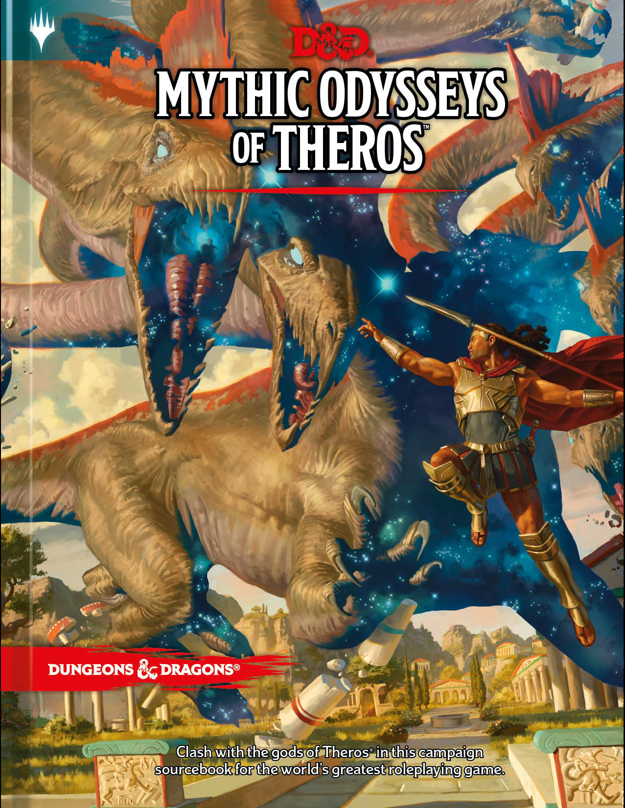 D&D 5.0: Mythic Odysseys of Theros