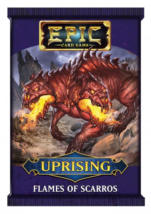 Epic Uprising: Flames of Scarros