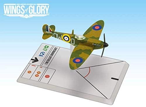 WW2 Wings of Glory – Battle of Britain Starter Set - EN