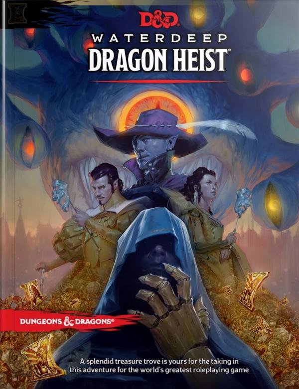 Dungeons & Dragons: Waterdeep: Dragon Heist