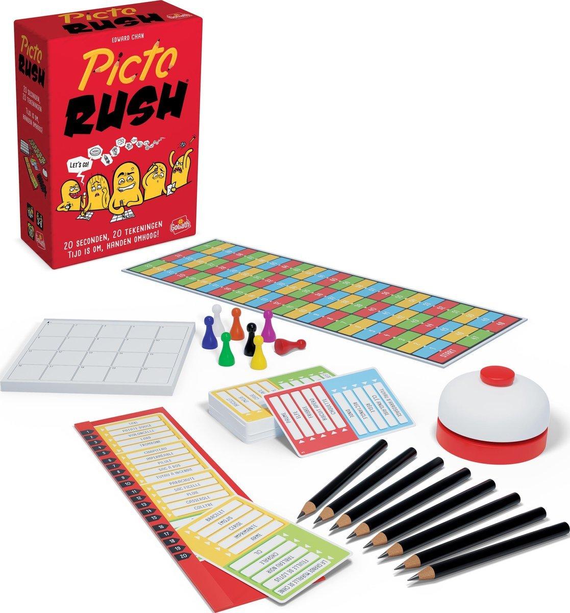 Picto Rush - Partyspel