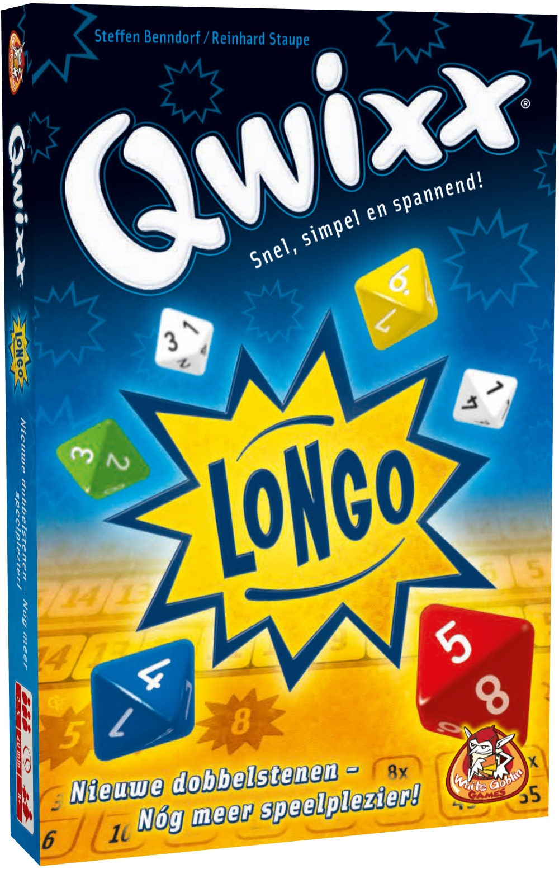 Qwixx Longo - Dobbelspel
