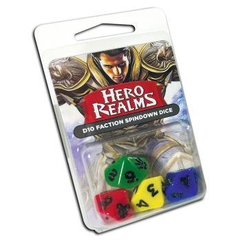 Hero Realms 16mm Dice