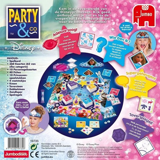 Party & Co Disney Princess