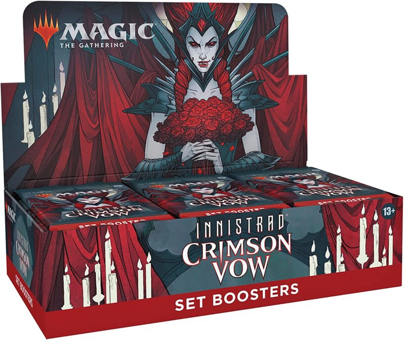 Magic: Innistrad Crimson Vow - Set Boosterbox