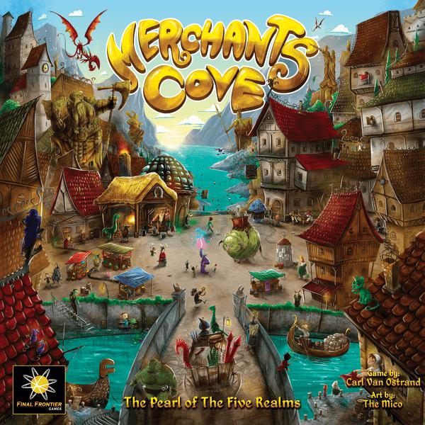 Merchants Cove - Bordspel
