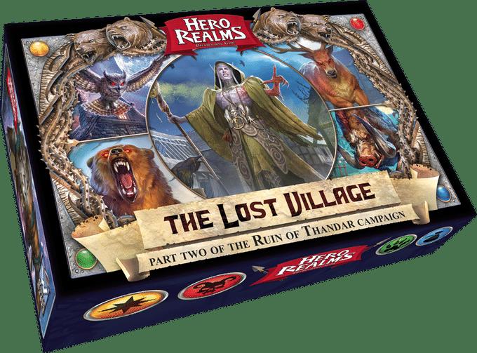 Hero Realms Campaign - The Lost Village