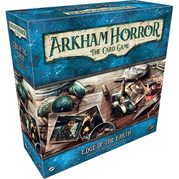 Arkham Horror LCG Edge of the Earth Investigator