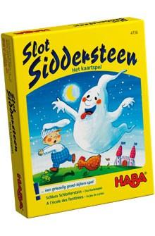 Slot Sidderstein kaartspel