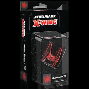 Star Wars X-wing 2.0 Major Vonreg's TIE Expansion Pack