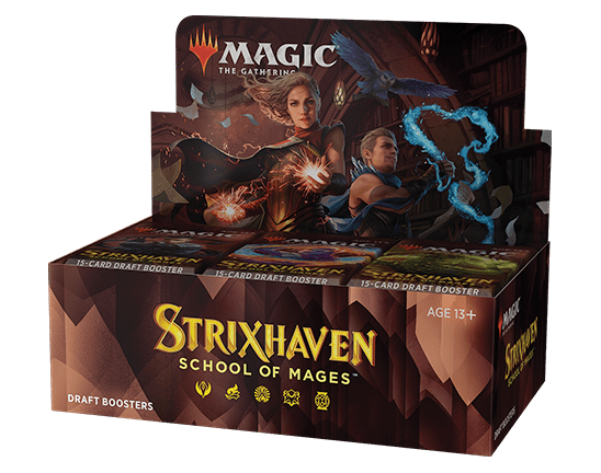Strixhaven: School of Mages - Draft Boosterbox