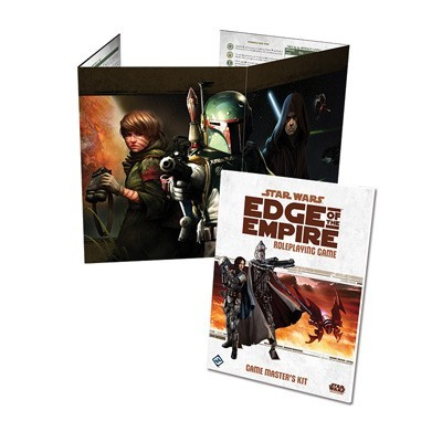 Star Wars: Edge of the Empire Game Master's Kit
