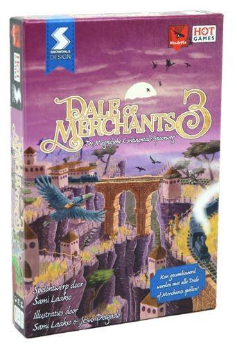 Dale of Merchants 3 - NL