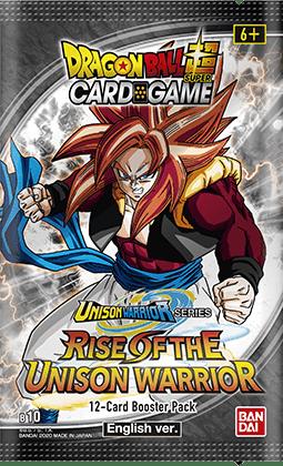 Dragon Ball SCG: Unison Warrior Series: Rise of the Unison Warrior - Booster