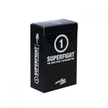 Superfight Core Deck Expansion One