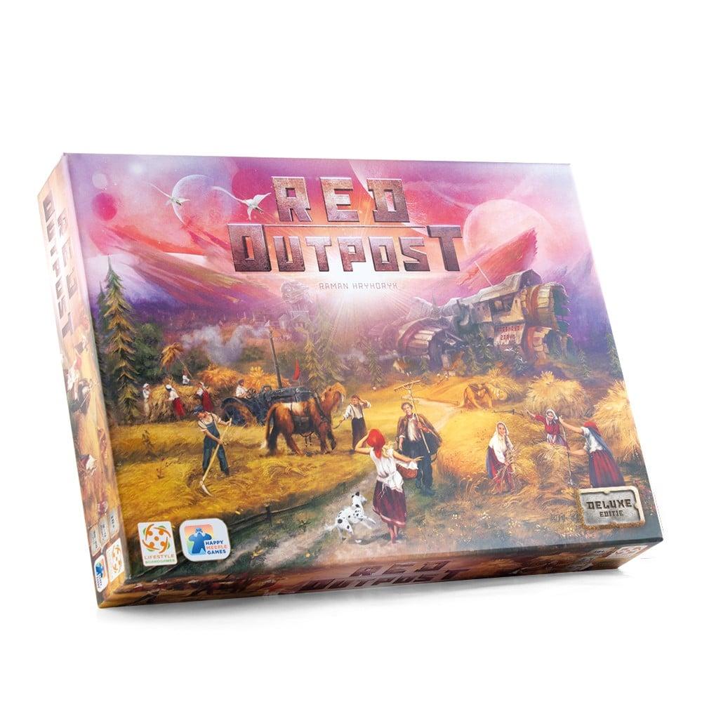 Red Outpost - Bordspel