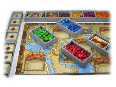 The Voyages of Marco Polo Insert