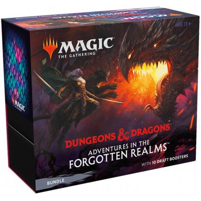 Magic: Adventures in the Forgotten Realms - Bundle
