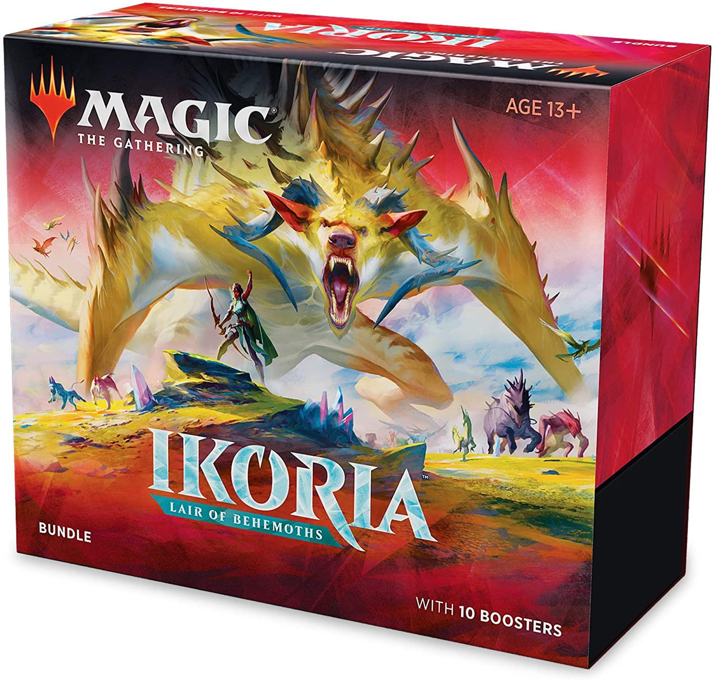 Magic: Ikoria Lair of Behemoths - Bundle