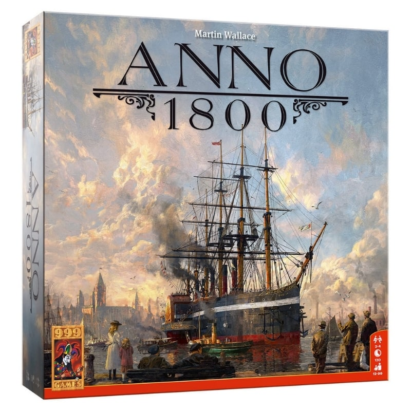 Anno 1800 - Bordspel