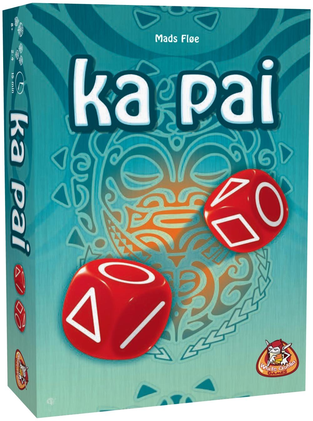 Ka Pai - Dobbelspel