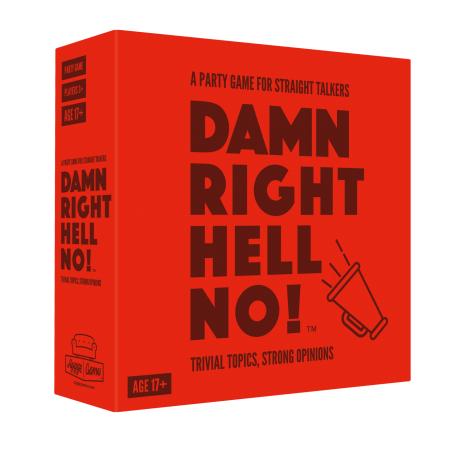 Damn Right Hell No! - Partyspel